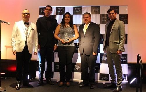 Premio TOP IT 2017 para la Fundación Ciudad del Saber