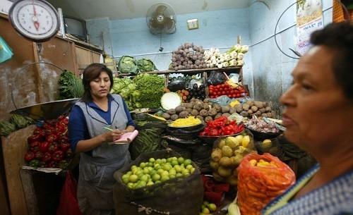 Precios al Consumidor de Lima Metropolitana subieron 1,36% en el año 2017