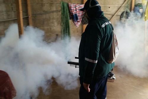 MINSA ejecuta acciones de prevención  y control del  dengue en ocho regiones del país
