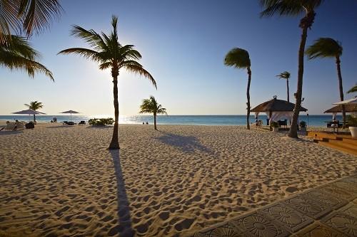 Aruba, la isla que se encuentra fuera del cinturón de huracanes