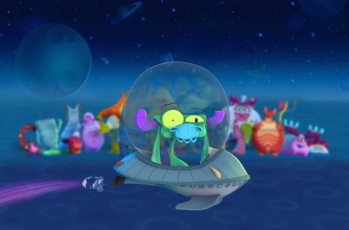 Nat Geo Kids estrena nuevas series: 'Buzzu' y la segunda temporada de 'Jaime y sus tentáculos'