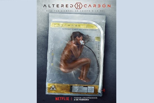 Netflix debuta trailer oficial de Altered Carbon