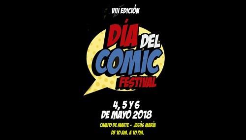 ¡Por fin! Entradas online para el Día del Cómic Festival