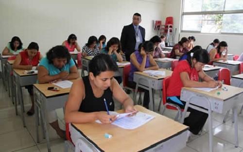 Se cubri totalidad de vacantes disponibles del concurso for Vacantes concurso docente 2016