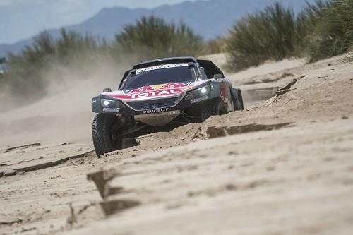 Peterhansel ganó, Sainz se afianza en la cima y Walker es el nuevo líder del Dakar