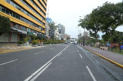 Proyectos viales de Miraflores entrampados por trabas burocráticas de Lima Metropolitana