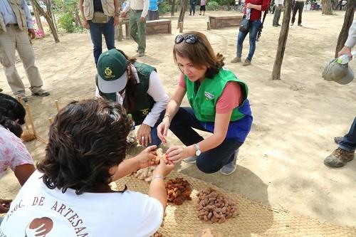 Se instala en Chiclayo primer Centro de Brigada contra incendios forestales en áreas naturales protegidas