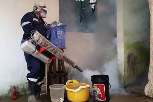 Madre de Dios: Fumigan más de 12 mil viviendas y recogen 31.5 toneladas de objetos inservibles contra el dengue