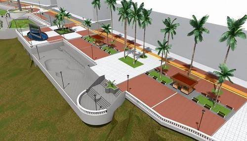 MINCETUR iniciará elaboración de expediente técnico del Malecón Tarapacá en Iquitos