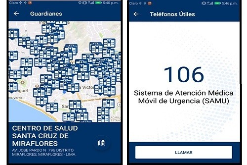 Minsa presenta aplicativo móvil 'Guardianes de la Salud'