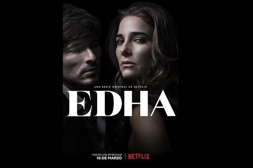 Edha lanza globalmente en Netflix el 16 de marzo de 2018