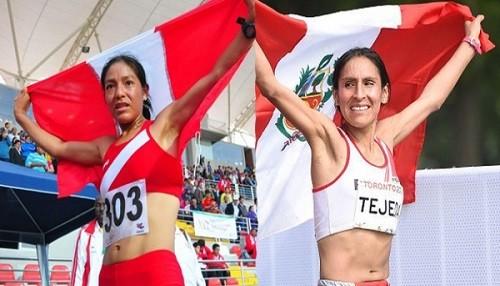 Fondistas Melchor y Tejeda destacan en pruebas internacionales
