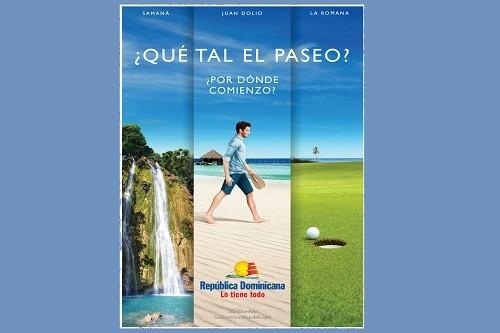 Éxito de 'Caminata', la campaña promocional que muestra que República Dominicana lo tiene todo