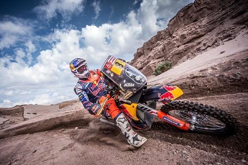 KTM mantiene su hegemonía en el Rally Dakar