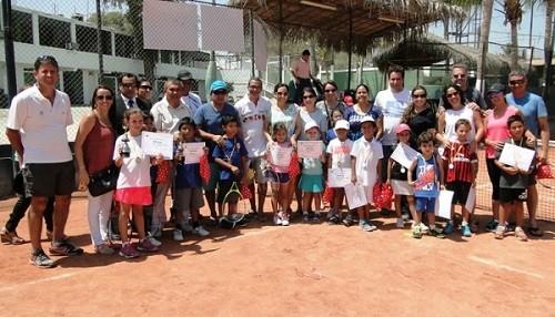 Campeonato Regional de Tenis se llevará a cabo en Piura