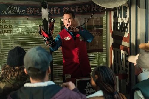 FOX Premium App & TV estrena la tercera temporada de 'Ash vs. Evil Dead'