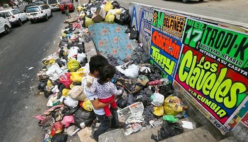 Aumenta la contaminación por basura a nivel nacional