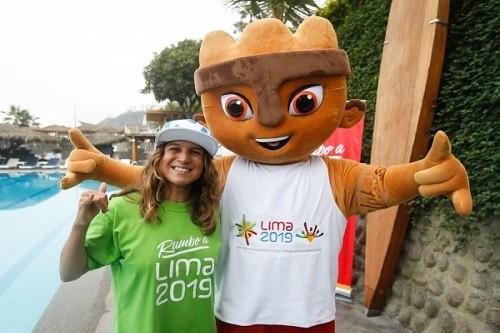 Sofía Mulanovich nueva embajadora deportiva de Lima 2019