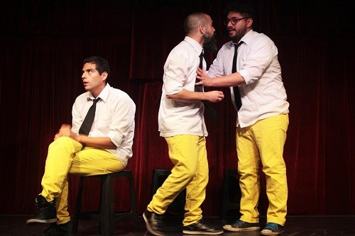 Este 2018 el Impro se apodera del Teatro de Lucía Mantenlo Prendido