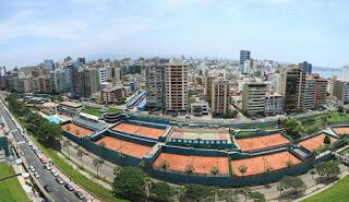Las 'terrazas' de Alfredo Benavides