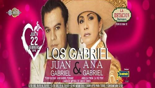 La Estación de Barranco rinde tributo a 'Los Gabriel' en febrero