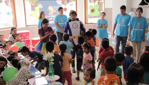 Más de 500 niños y adultos mayores son beneficiados a través de la iniciativa 'Con Garras por un Sueño'