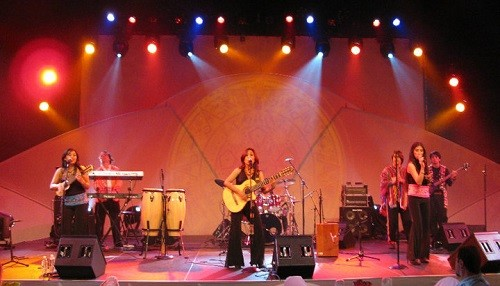 Marú presenta oficialmente su segundo disco 'Madre Tierra'