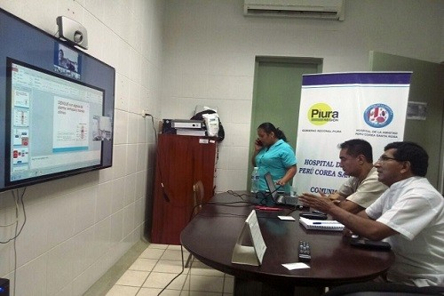 Piura: Minsa capacita a cerca de 1400 profesionales para combatir el dengue mediante Telesalud