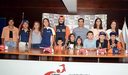 Team Socopur KTM preparado para la primera fecha del Supercross