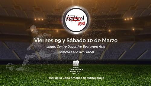 Gran Final en la Primera Feria de Fútbol del Perú