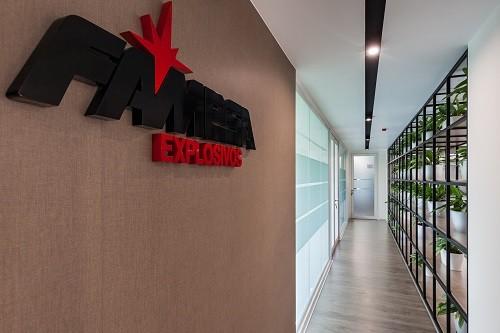 Famesa Explosivos inaugura nuevas oficinas centrales