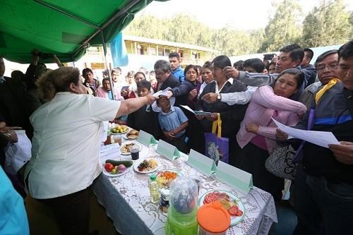 Incorporación de hábitos saludables en los colegios ayudará a reducir el incremento de enfermedades  diarreicas y la desnutrición