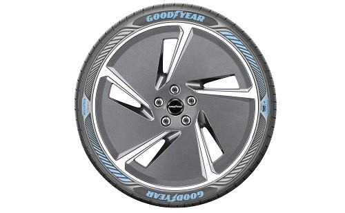 Goodyear presenta su tecnología Electric Drive para mejorar el rendimiento de neumáticos de los vehículos eléctricos