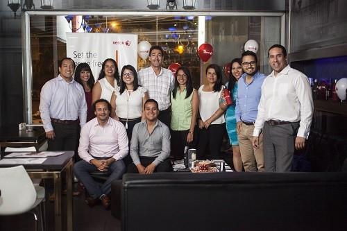 Xerox celebró junto a su socio Ancona