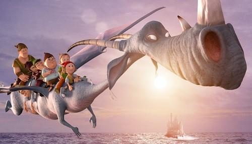 Continúan los sábados de película en Discovery Kids