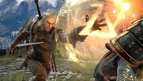 Geralt de Rivia se suma a SOULCALIBUR VI como estrella invitada