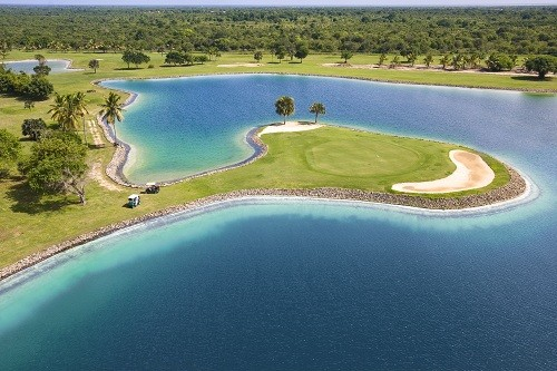 República dominicana, el mejor destino del caribe para los amantes del golf