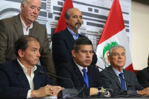 Congreso iniciará desafuero de cinco parlamentarios