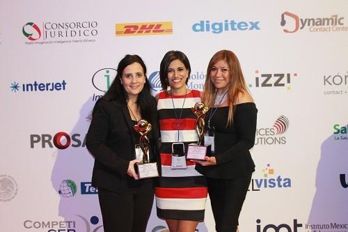 Atento premiada por sus soluciones de experiencia de cliente en México