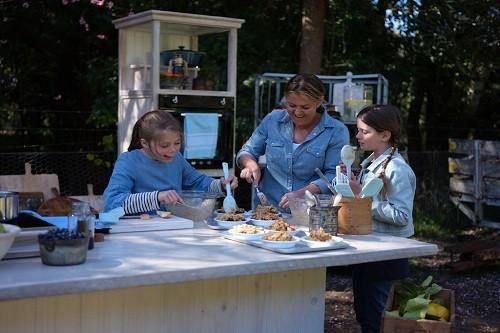 Cocina internacional: Donna Hay y Nina Olsson por la pantalla de El Gourmet