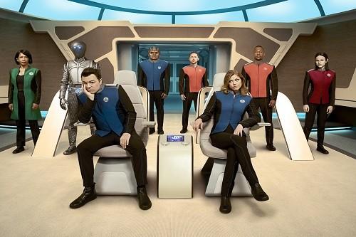 Llega a FX la nueva serie de aventuras espaciales 'The Orville'