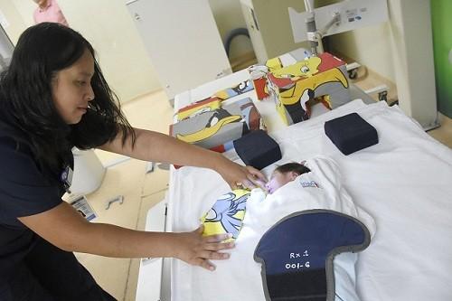 Con soportes amigables evitan exposición radiactiva en niños que se atienden en el INSN San Borja