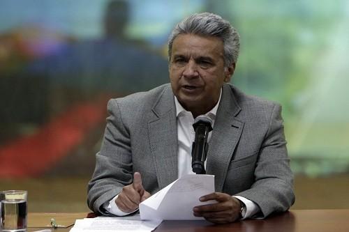 Ecuador: Moreno amenaza a los rebeldes que mataron a los periodistas secuestrados hace 3 semanas