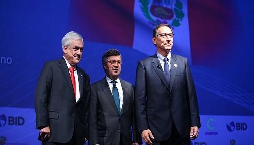 Presidente Vizcarra: 'Necesitamos pasar de la retórica a las acciones concretas para enfrentar la corrupción'