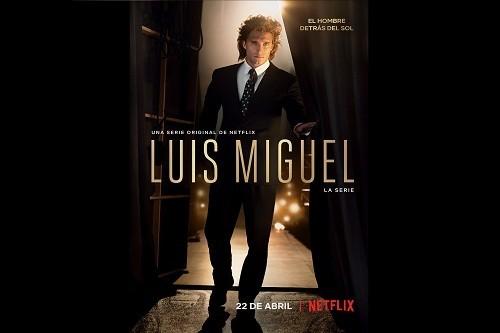 Luis Miguel La Serie se estrenará el 22 de abril a las 10 pm