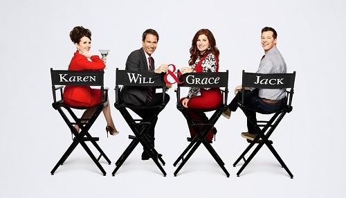 En abril, FOX presenta la nueva temporada de la serie que marcó un hito en la comedia: Will & Grace