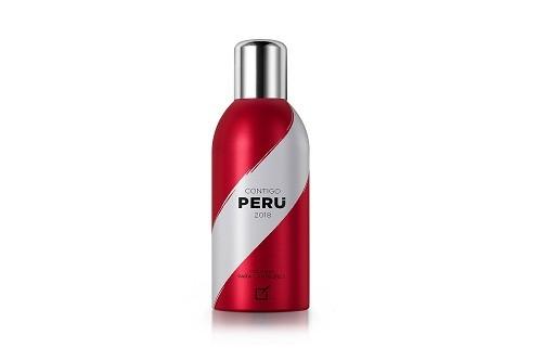 Contigo Perú, la fragancia de Unique exclusiva para hinchas