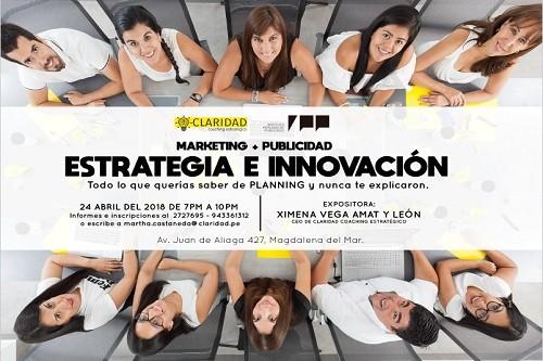 Una alta carga creativa marca la diferencia en la estrategia
