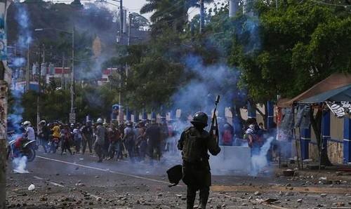 Nicaragua: Gobierno cancela los cambios en la seguridad social