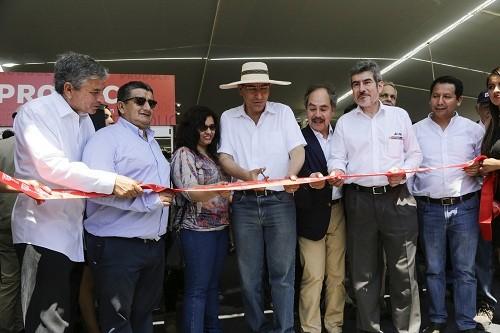 Se inauguró Expo Perú Norte 2018 con proyección de 60 millones de soles en negocios